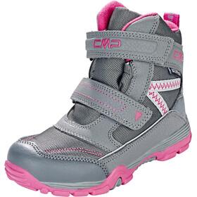 CMP Campagnolo Pyry WP Boots de neige Enfant, argento